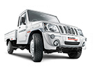 Mahindra Bolero Maxi truck Plus White Side View