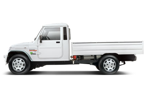 Mahindra Bolero Maxitruck Plus CNG Performance Features